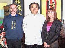 grand master william cheung traditional wing chun sifu garry sifu linda