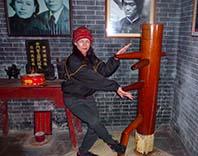 Wing Chun Wooden Dummy - Greensborough Martial Arts