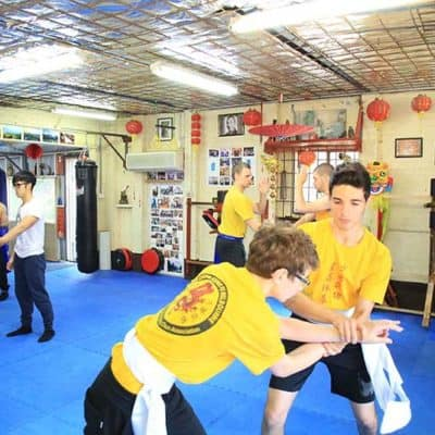 self defence class wing chun