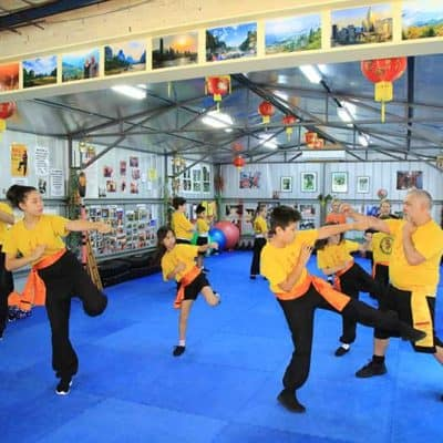 sifu mark teaching