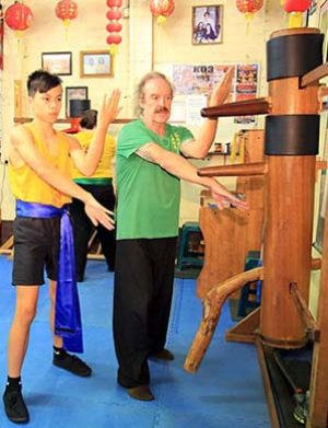 Wing Chun Kung Fu for Children