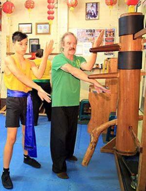 Wing Chun Kung Fu for Children